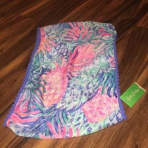 Lilly Pulitzer Mini Resort Infinity Loop Scarf